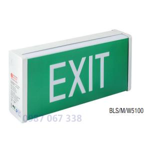 Đèn EXIT Maxspid BLS/M/W5100