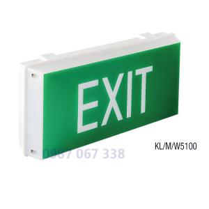 Đèn Exit chống nước Maxspid KL/M/W5100