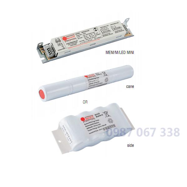 Pin sạc cho bóng LED MEM
