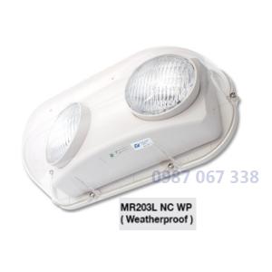 Đèn sự cố MR203L NC WP