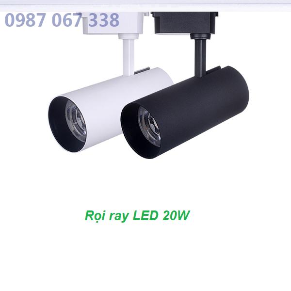 Đèn rọi ray 20W LED